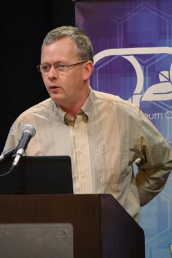 OPCA Director Terry Ablett