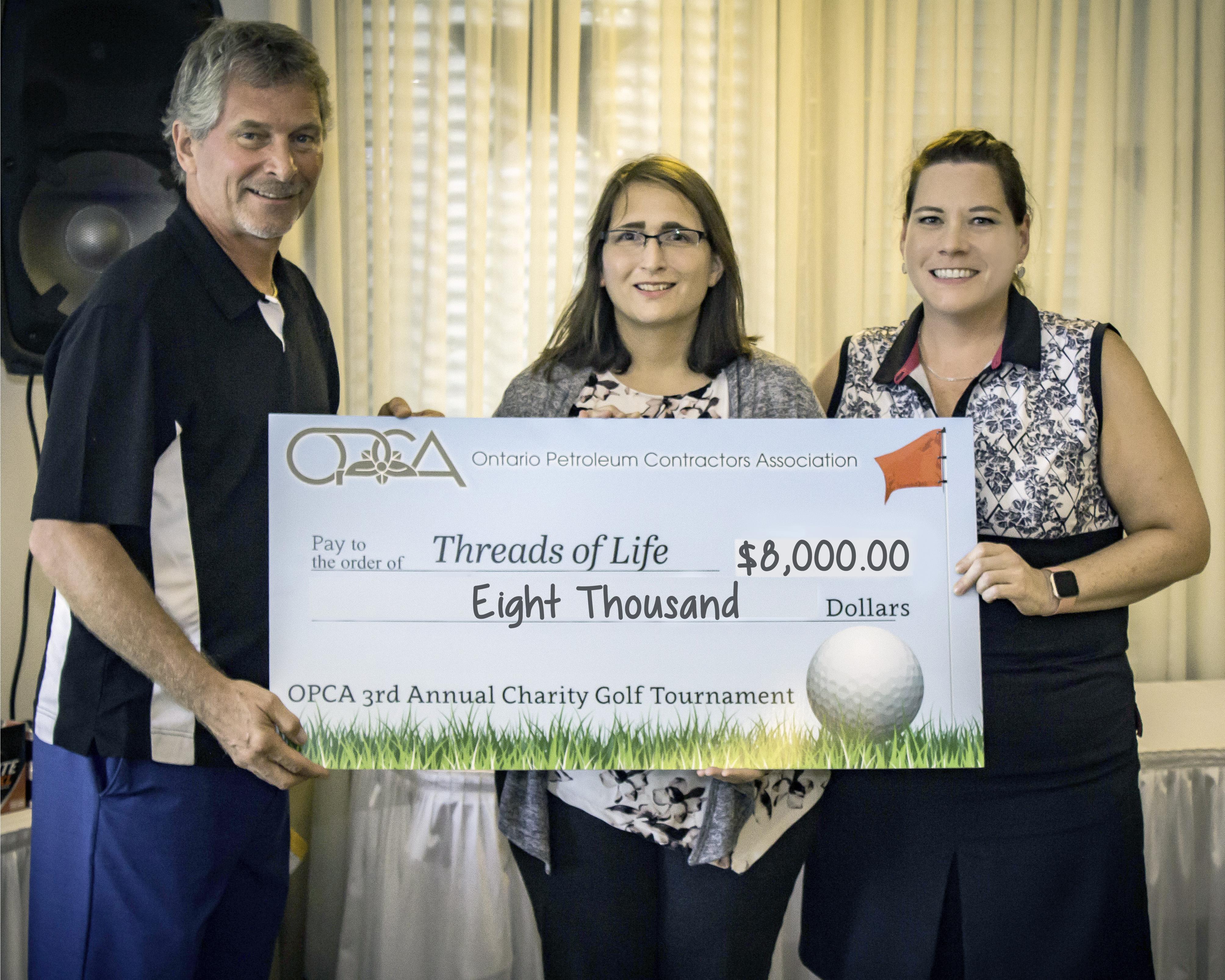 OPCA 5th Annual Charity Golf Tournament - Recap | OPCA